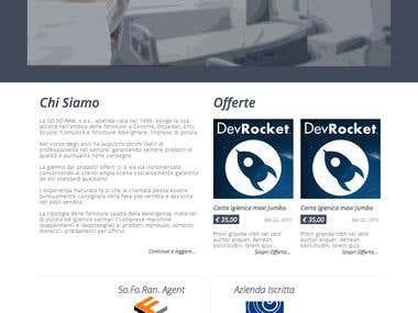 So.fo.ran Website