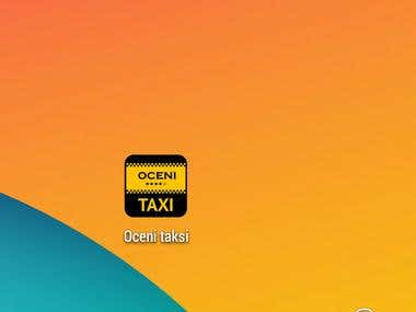 Rate Taxi (Oceni Taxi) Android App