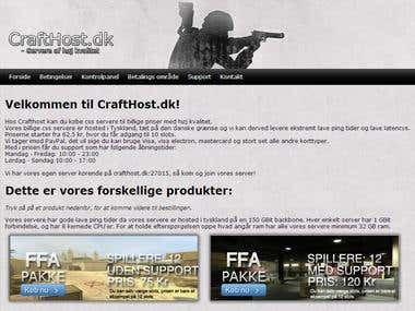 Crafthost.dk