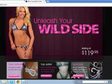 Bikini Shop-eCommerce