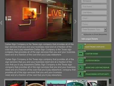 UI/ Web Graphic Designing