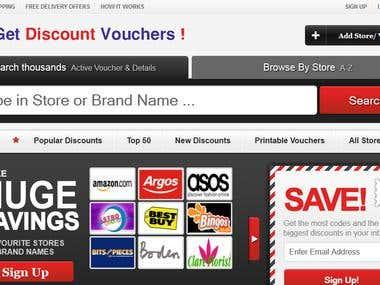 Get Discount Vouchers