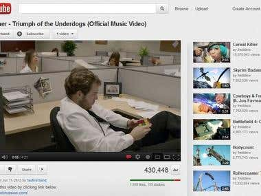 Youtube Views & Like