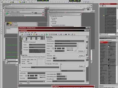 Application Development, Visual Basic 6 Project