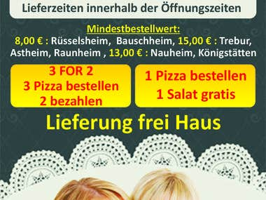 Pizza Hotel Germany