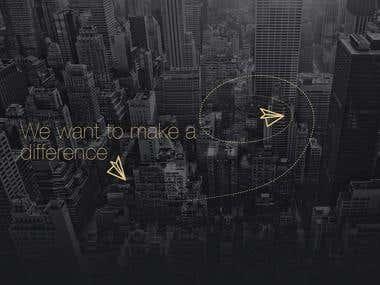 Cyboticx Website Design