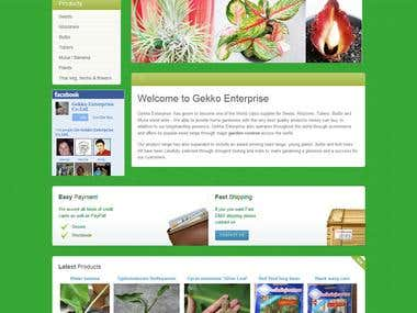 Gekko Enterprise
