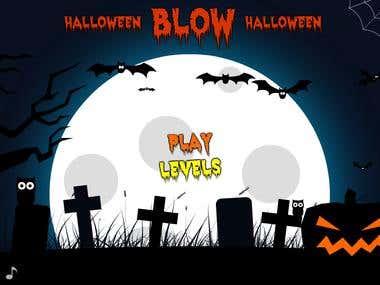 Halloween Blow