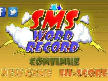 SMS Word Record