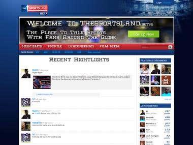 thesportsland.com