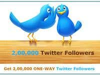 I Can provide Upto 200k Twitter Followers All with BIO ,PICS