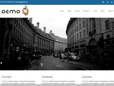 Kestral Website