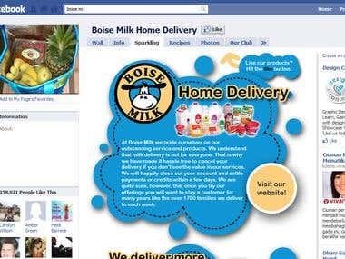 FaceBook Samples