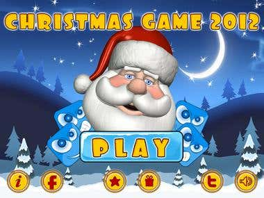 Christmas Game 2012 Screenshot