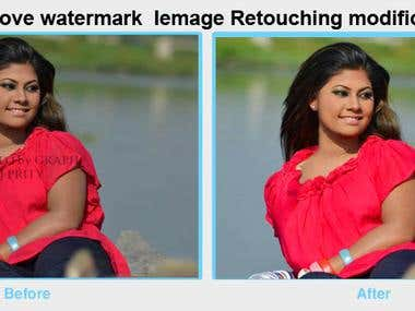 Remove Watermark