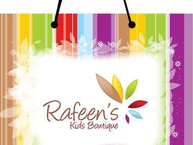 Rafeen's bag