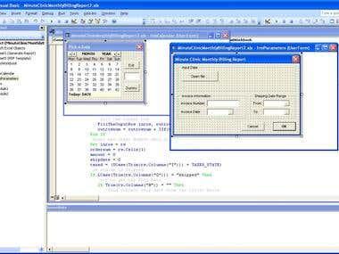 Excel VBA Form Application Development