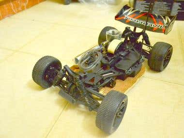 Off Road Buggy Racer