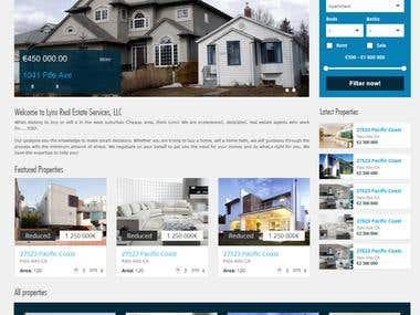 PSD to HTML5 responsive web design