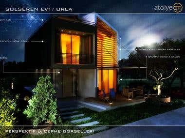 GSN House / Izmir TURKEY