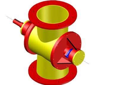 Rotary Feeder valve