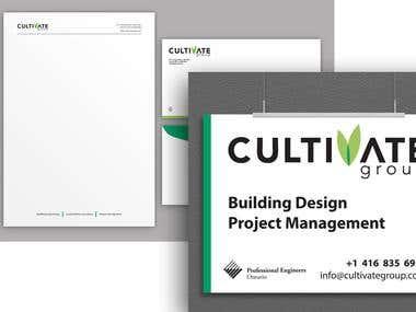 Corporate/Brand Identity Design