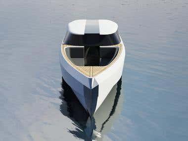 10.5m Limousine Superyacht Tender