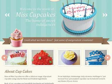 Miss Cup Cakes