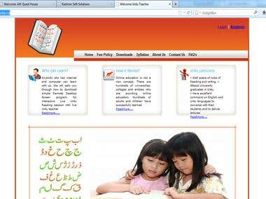 Urdu Teacher.com