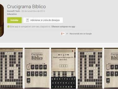Localization of Crossword Game (Portuguese to Spanish)