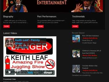 www.keithleaf.com