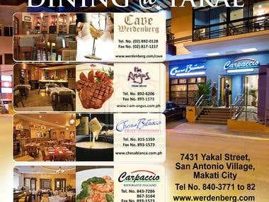 Dining @ Yakal