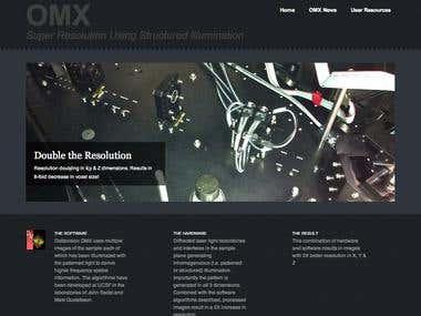 OMX Website