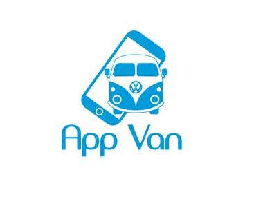 Logo for App Van