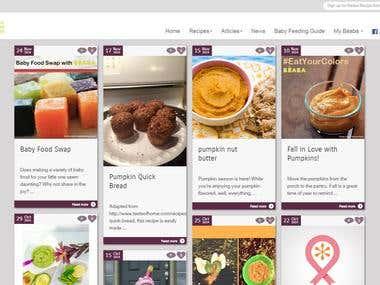 BeabaUSA Blog: Responsive Wordpress