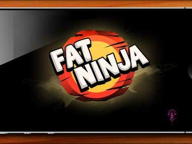 Fat Ninja - iPhone game