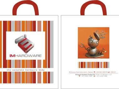 IM hardware Bag