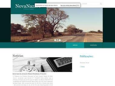 Prefeitura Municipal de Nova Nazare