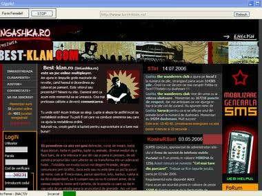 MMROPG-website