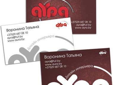 Concept design & business cards