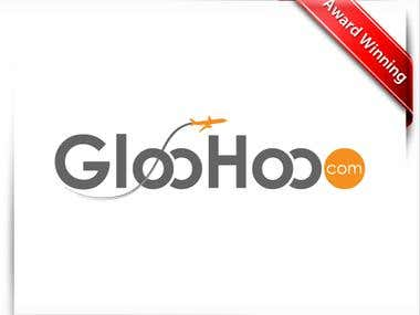 GlooHoo Logo Design