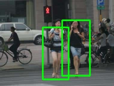 opencv face detection projects