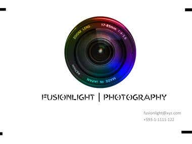 FusionLight photography