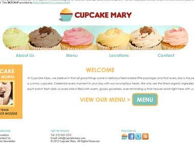 Responsive Design Website (Desktop/Tablet/Phone)