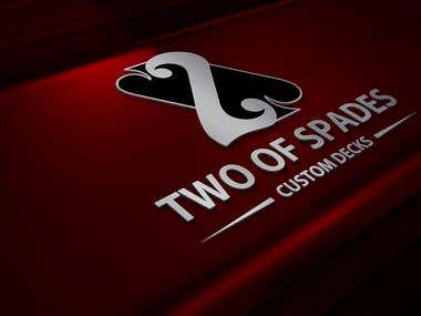Two of Spades, Company Logo Concept