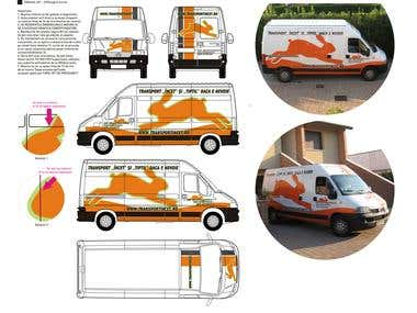 Vehicle graphics I