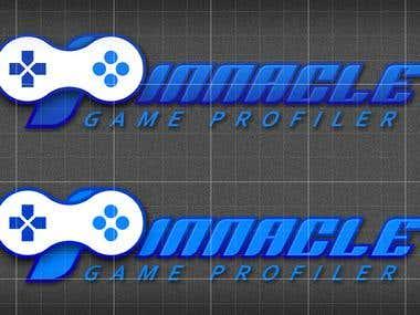Pinnacle Game Profiler, Company Logo Concept