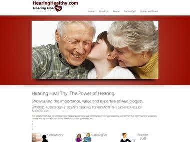 Hearing Healthy