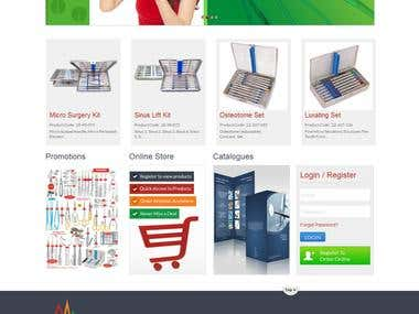 wordpress shop