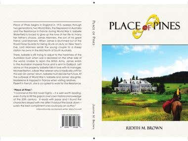 Place of Pines by Judith M. Brown